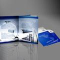精美画册设计制作,画册印刷报价,福建房产画册印刷