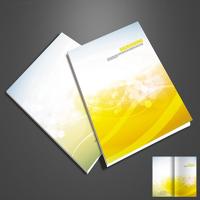 画册设计印刷 专业企业年鉴设计印刷