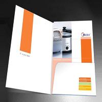 企业简介封套 资料套 资料夹印刷 封套印刷报价