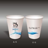 纸杯印刷 一次性水杯印刷报价